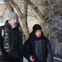 беседа :: Sergey.Frolov (Карабас Барабас Театрал)