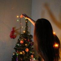 Новогодняя :: Евгения Рейхардт