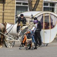 карета подана :: Александр Кузин