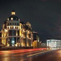 Ночная столица :: Василий Либко