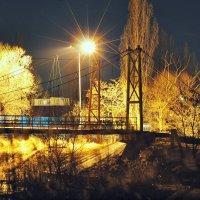 вечер под мостом :: Ник Карелин
