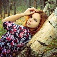 осень :: Анастасия Высоцкая
