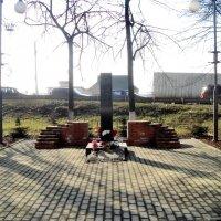 Памятник жертвам политических репрессий. :: Ольга Кривых