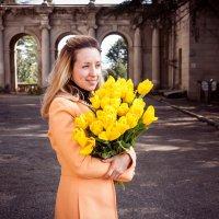 тюльпановая королева :: Stella Iordanyan