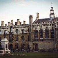 King's College, Cambridge :: Юлия Петрова