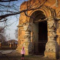 Донские храмы: Вознесенская церковь в Койсуге :: Татьяна Жуковская