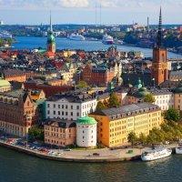 Стокгольм :: Андрей Воронцов