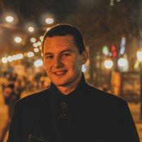 Ночной город :: Надежда Кульбацкая