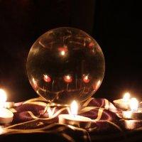 Стеклянный шар :: Екатерина Василькова