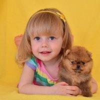 солнечные детки :: Катерина Терновая