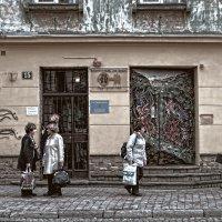 Львовские зарисовки :: Лидия Цапко