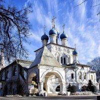 Храм Казанской иконы Божией Матери в Коломенском :: Марина Назарова