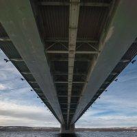 Мурманск,Кольский мост :: Александр Бомбасов