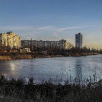 Последний лед весной :: Александр Сальтевский
