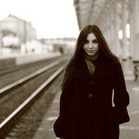 в ожидании поезда :: Татьяна Киселева