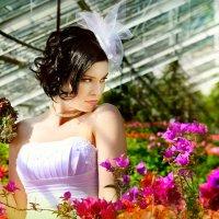 В цветах :: Илья Антюфеев