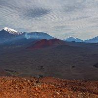 Плато вулкана Толбачик :: Денис Будьков