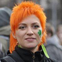 Почувствовать себя немного ирландкой :: Ирина Данилова
