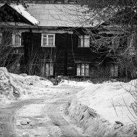 дом :: Anna Vologina