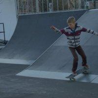 скейтборд :: александра стаднюк