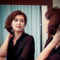 она и снова она :: Любовь Стаценко