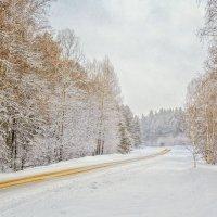 Зима весной :: Dima Pavlov
