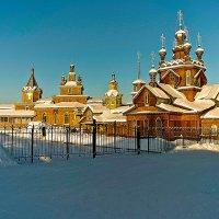 Храм Серафима Саровского :: Сергей Андреев
