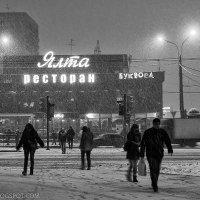 Метель :: Александр Максимов