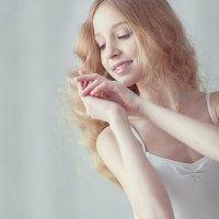 Юная балерина :: Екатерина Олюнина