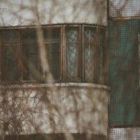 Балкон :: Ксения Зиборова