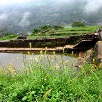 Бассейн. построенный в 5 веке :: Елена Байдакова