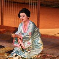 «Мадам Баттерфляй», Национальный академический Большой театр оперы и балета Республики Беларусь. :: Nonna