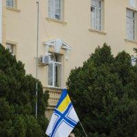 Возвращение в Россию - флаг ВМСУ спустить! :: Анна Выскуб