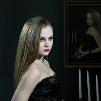 Про вампиров и людей... :: Екатерина Исупова