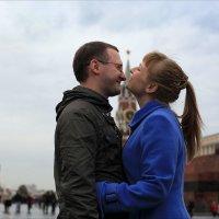 Они познакомились в Москве... :: Детский и семейный фотограф Владимир Кот