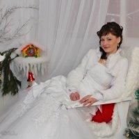 Снежная невеста :: Favel Гаврилюк