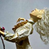 Мир авторских кукол не знает границ разнообразию и фантазии. :: Елена Третьякова