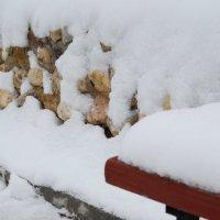 Мартовский снег :: Нелли *