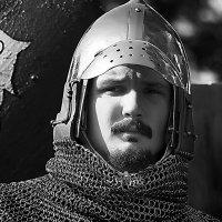 рыцарь :: виктор омельчук