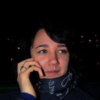 Девушка, по имени Даша :: Семён Сидельников
