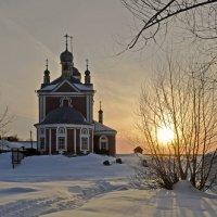 Закат :: Дмитрий Близнюченко