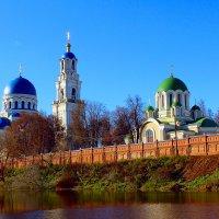 Свято-Тихонова Пустынь :: Виктор