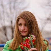 весна идет :: елена брюханова
