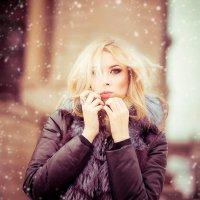 Зимний портрет :: Александра Петракова