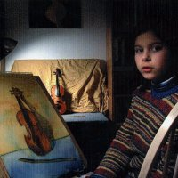Маленькая художница :: anna borisova