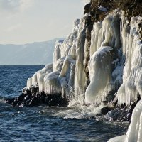 Вода и Лёд :: Goldalex Goldalex