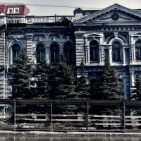 Здание отеля Метрополь :: Sergey Kuznetcov