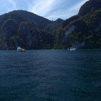 Бухта Тонсаи (Tonsai Bay), Ко Пхи-пхи Дон, Андаманское море. :: Рай Гайсин
