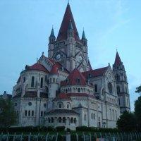 Храм в Вене :: svk