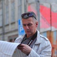 турист :: Юрий Ващенко